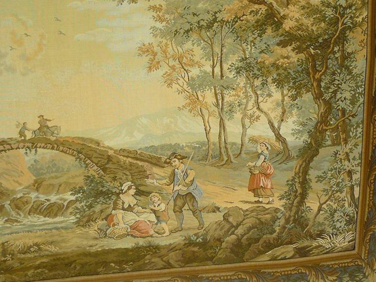 Bild 3: Gobelin Bildteppich 180x126 (G039)
