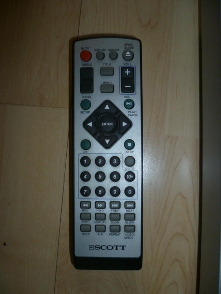 Bild 3: DVD Player DX I580 MC wie neu
