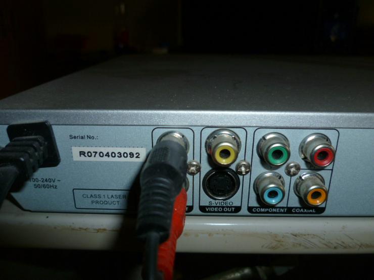 Bild 6: DVD Player DX I580 MC wie neu