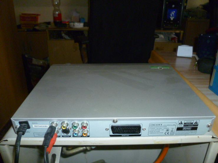 Bild 2: DVD Player DX I580 MC wie neu