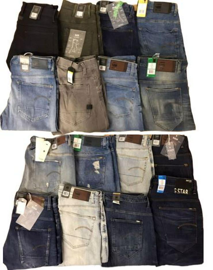 G-Star Herren Jeans Sonderposten B2B Großhandel Restposten