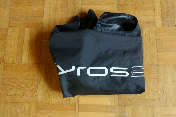 Bild 3: Yamaha Tyros 2 Abdeckhaube / Staubschutz