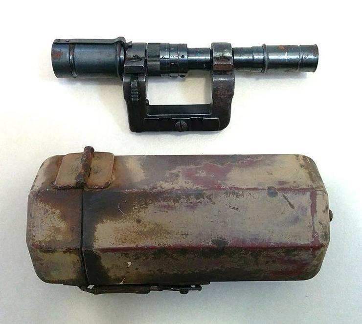 Zielfernrohr ZF41 ddv aus Wk2 fur Mauser