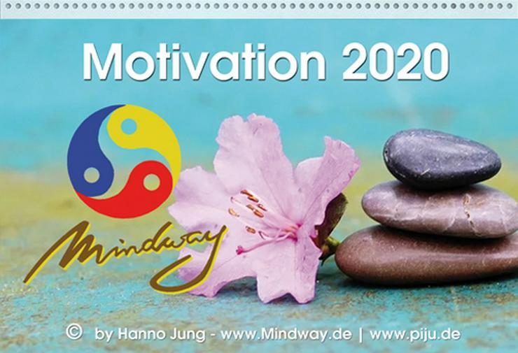 Wunderschöner Motivations-Kalender für 2020: