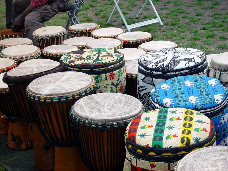 Corporate Drumming für Firmen und Gruppen