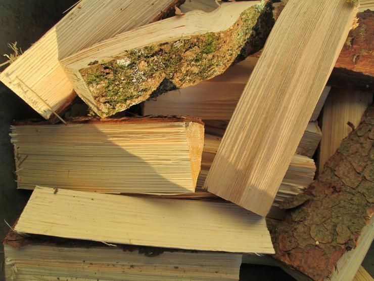 Brennholz, gemischt, ofenfertig, trocken, 33 cm - Brennholz & Pellets - Bild 1