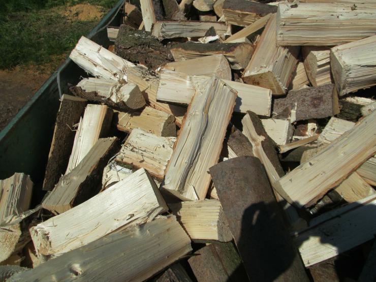 Bild 2: Brennholz, ofenfertig, trocken, 33 cm