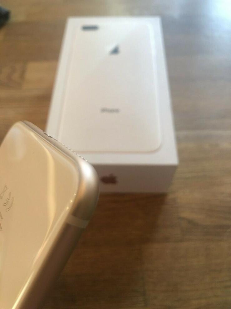 Bild 6: Apple iPhone 8 Plus - 256GB - Gold (Ohne Simlock) A1897 - Neuwertiger Zustand! OVP + Zubehör!