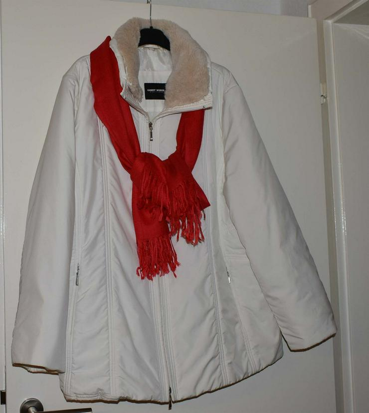 Daunenjacke Gerry Weber Jacke Farbe Weiß