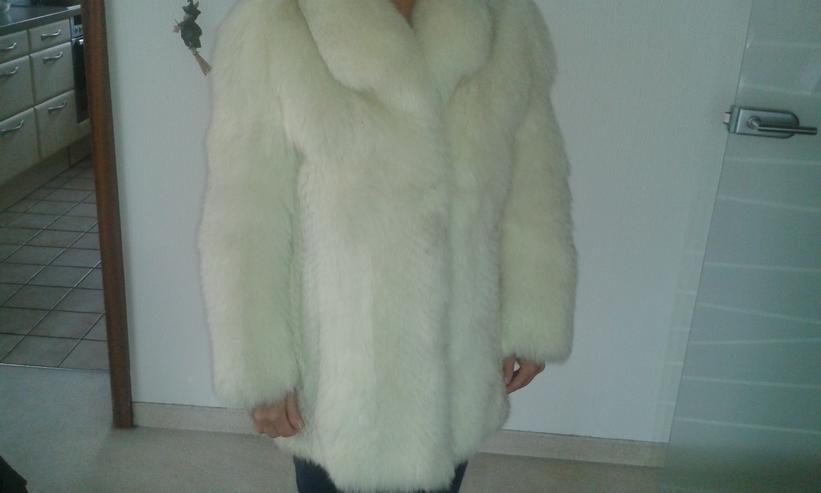Das Weihnachtsgeschenk! Wunderschöne Blaufuchs-Jacke zu verkaufen!