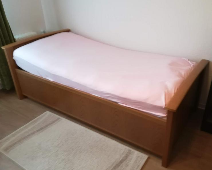 Gästebett Eiche rustikal - Betten - Bild 1