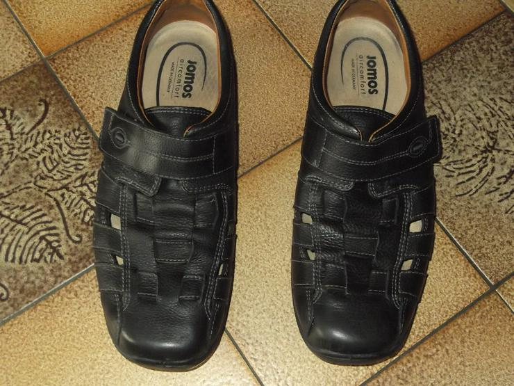 1 Paar Jomos Schuhe