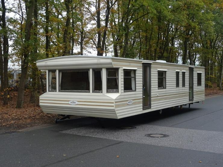 Mobilheim Nordhorn Willerby Granada winterfest wohnwagen dauerwohnen