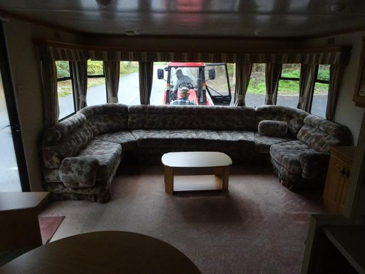 Bild 2: Mobilheim Nordhorn Willerby Granada winterfest wohnwagen dauerwohnen
