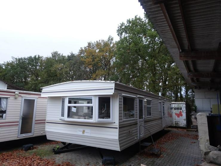 Mobilheim Nordhron Carnaby Rancho winterfest wohnwagen dauerwohnen caravan camping