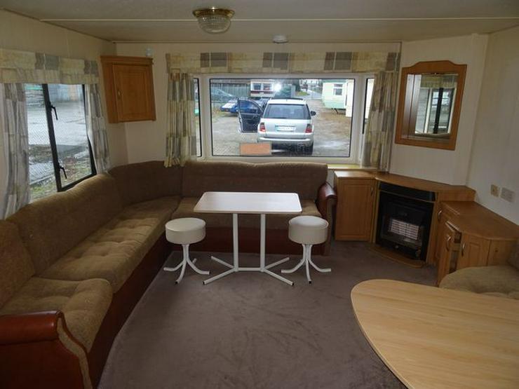 Bild 2: Mobilheim Nordhorn Cosalt Retreat winterfest wohnwagen dauerwohnen caravan camping tiny