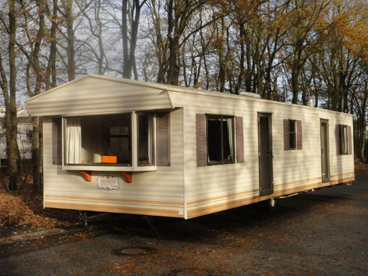 Mobilheim Nordhorn Cosalt Retreat winterfest wohnwagen dauerwohnen caravan camping tiny