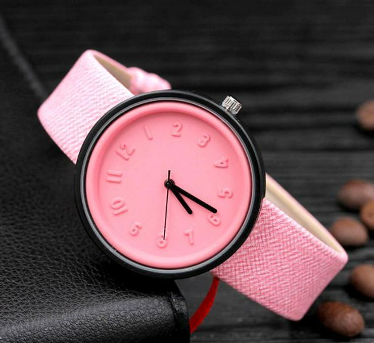 Damen Armbanduhr Fantastic Pinky - Damen Armbanduhren - Bild 1