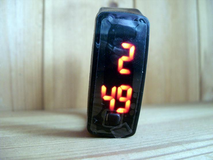 """Damen Armbanduhr Skmei """"Sportive LED Watch"""" - Damen Armbanduhren - Bild 1"""