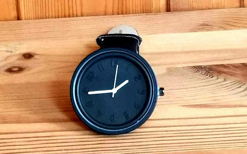 Bild 4: Damen Armbanduhr Deep Black Elegance