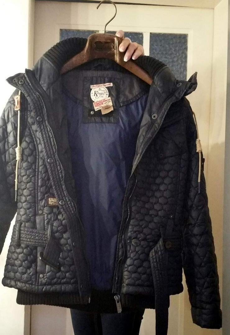 Markenware zum Top-Preis - Damen-Winterjacke von Khujo