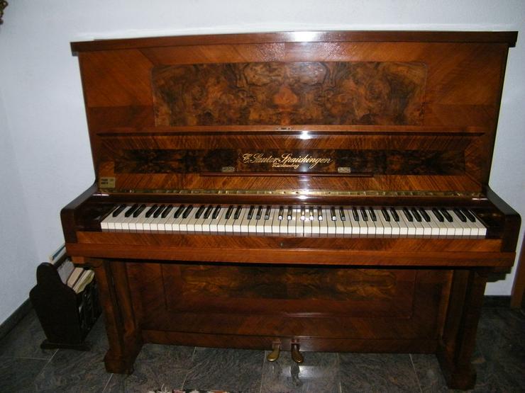 Bild 2: verkaufe Klavier aus der Manufaktur C. Sauter Spaichingen