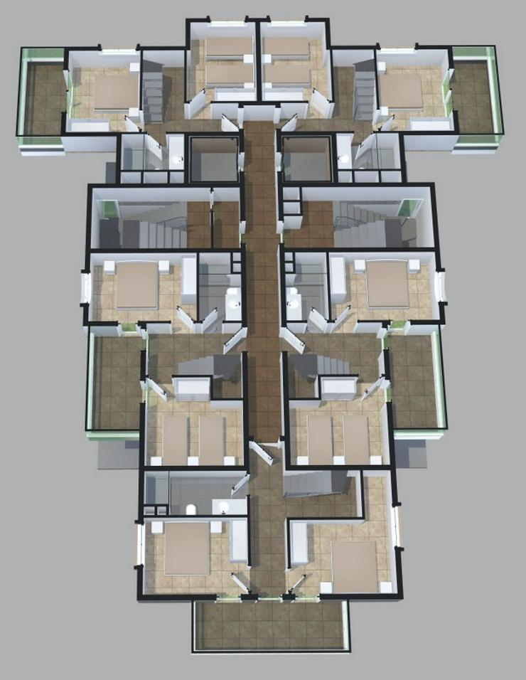 Bild 4: Türkei, Alanya, Budwig, Knaller Preise ! ab 32000 €, Neubau, 271