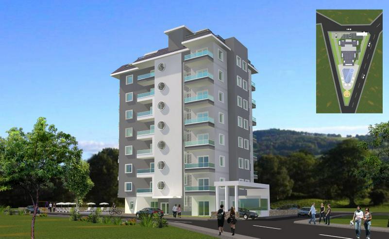 Türkei, Alanya, Budwig, Knaller Preise ! ab 32000 €, Neubau, 271 - Ferienwohnung Türkei - Bild 1