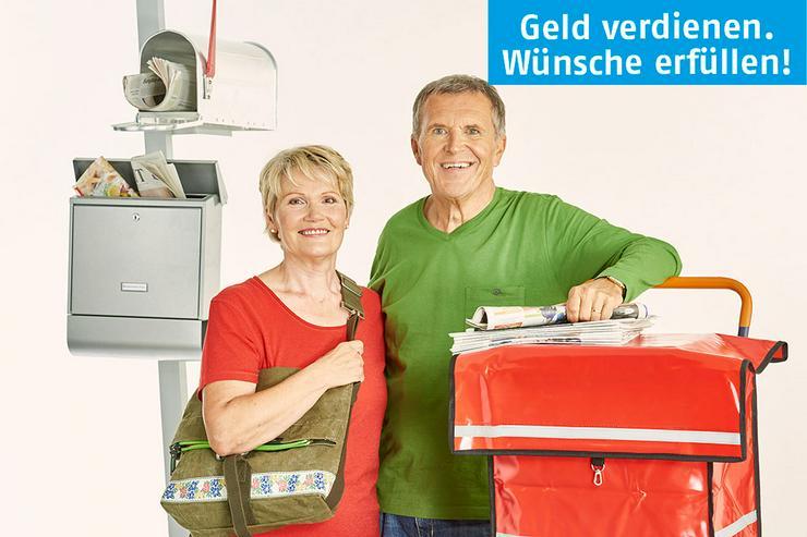 Job, Nebenjob, Minijob: Zeitung und Briefe austragen in Oberickelsheim