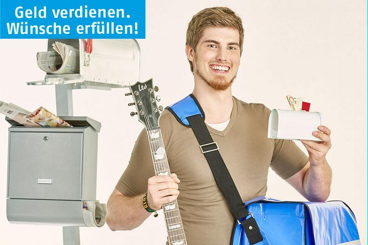 Job, Nebenjob, Minijob: Zeitung austragen und Briefe zustellen in Schweinfurt