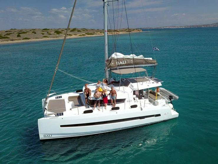 Yachtcharter Bali 4.1 - Kroatien - Split, Trogir, Rogoznica