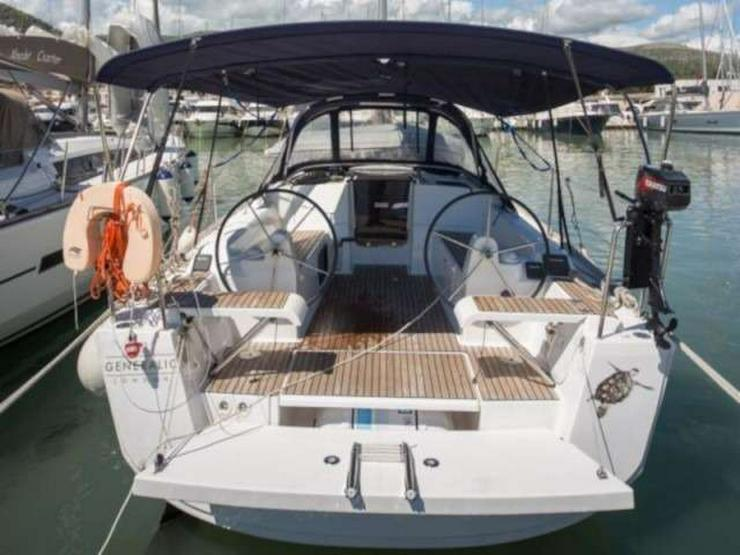 Yachtcharter Dufour 310 GL - Kroatien - Punat-Krk, Sibenik, Trogir
