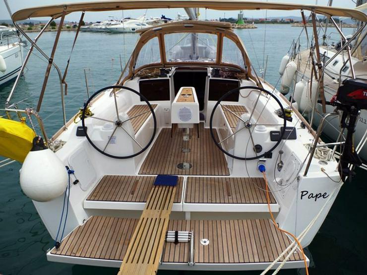 Yachtcharter Dufour 350 GL - Kroatien - Sukosan, Biograd, Zadar