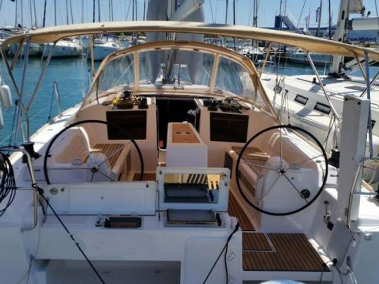 Bild 3: Yachtcharter Dufour 412 GL - Kroatien - Sukosan, Biograd, Zadar