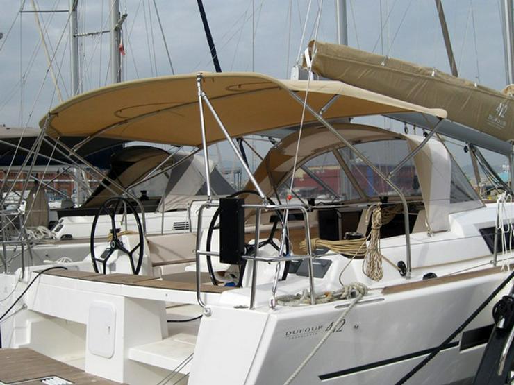 Yachtcharter Dufour 412 GL - Kroatien - Sukosan, Biograd, Zadar