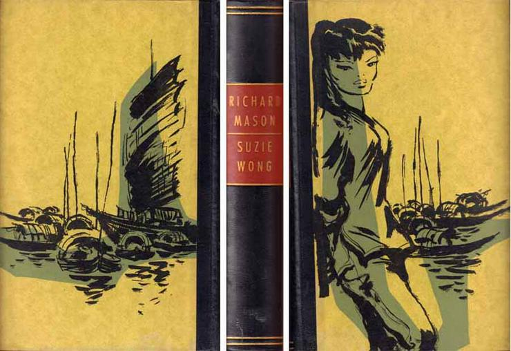 Bild 1: Buch von Richard Mason - Suzie Wong - ein Roman