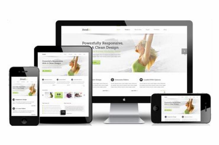 Ihre Homepage, Webseite, Webdesign, Webdesigner ab EUR 290,-