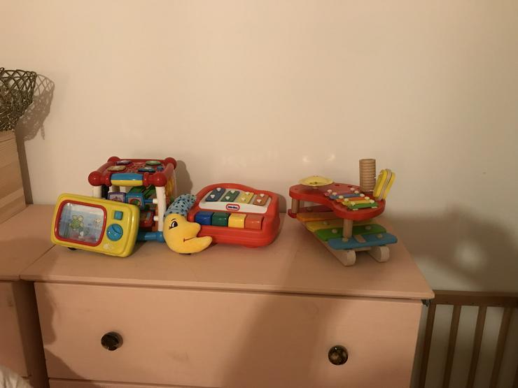 Diverses Spielzeug im Set
