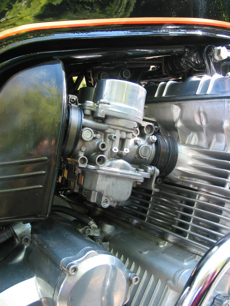 Bild 5: Honda CBX 1000 CB1  /  1978