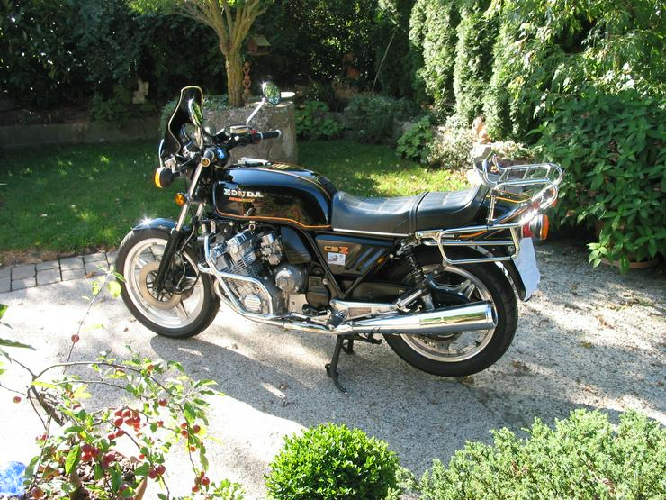 Bild 2: Honda CBX 1000 CB1  /  1978