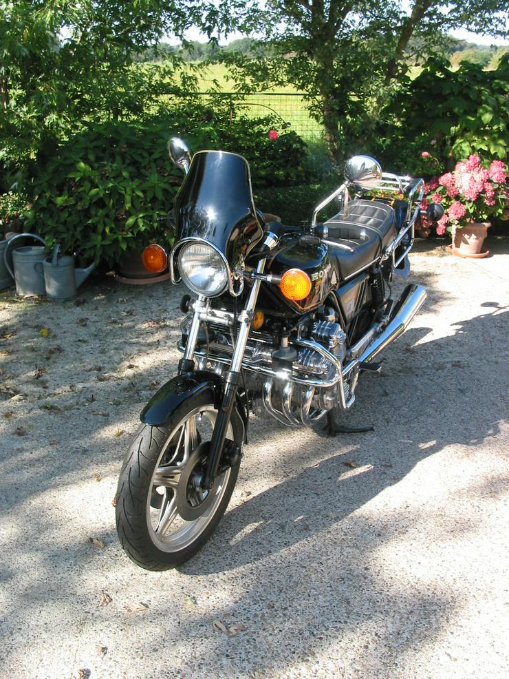 Honda CBX 1000 CB1  /  1978