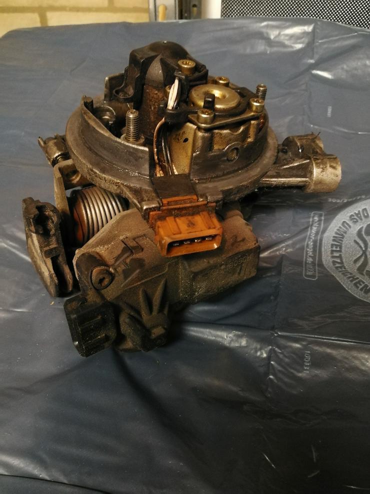 Bild 3: Ersatzteile Polo 86c