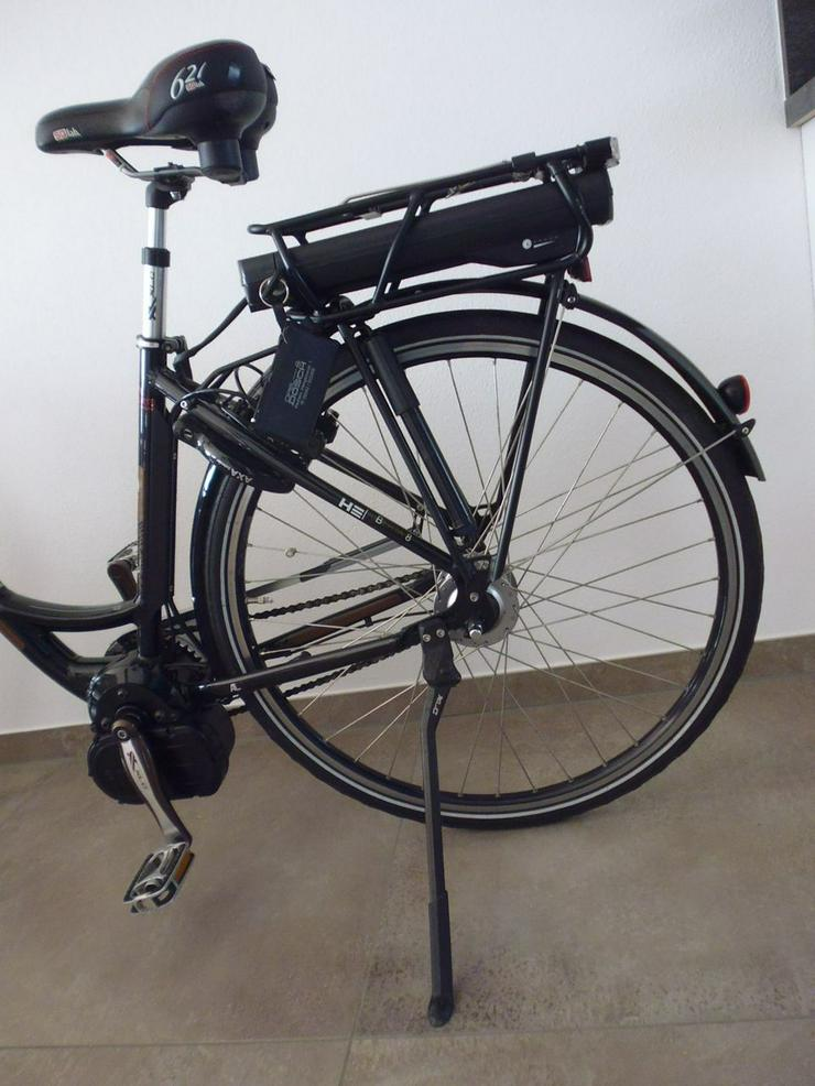 Bild 6: E-Bike  EBike Elektrofahrrad Herkules Roberta 8 neuwertig