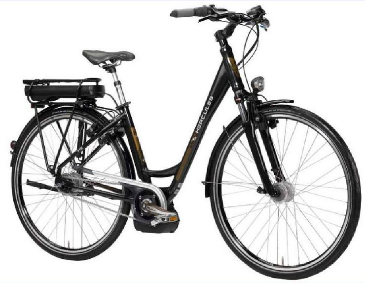 E-Bike  EBike Elektrofahrrad Herkules Roberta 8 neuwertig