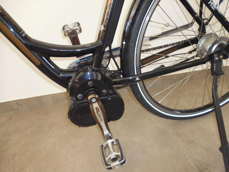 Bild 4: E-Bike  EBike Elektrofahrrad Herkules Roberta 8 neuwertig