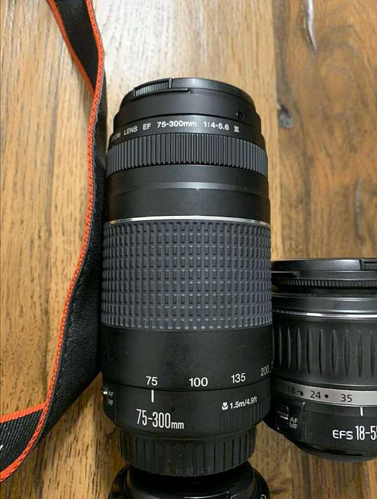 Canon EOS 5D Mark IV inkl. Objektive und Zubehör