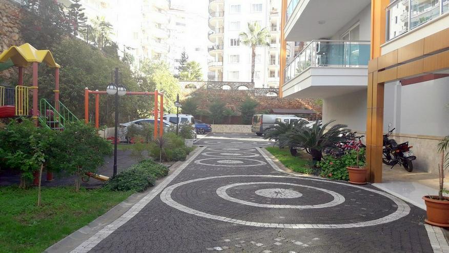 Bild 4: Türkei, Alanya, 2 Zi. Luxus Wohnung, möbliert, Pool, Hallenbad, zentrale Lage, ca. 750 m zum Strand, 315