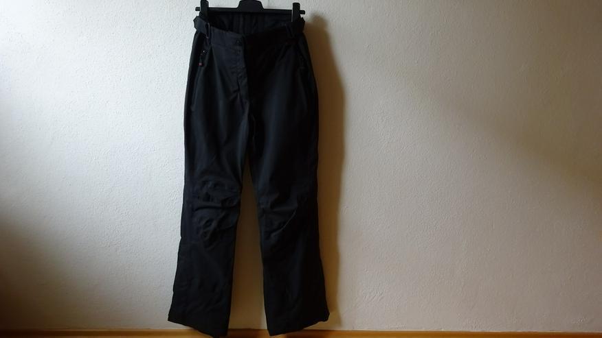 Maier sports Damen-Skihose schwarz, Größe 40