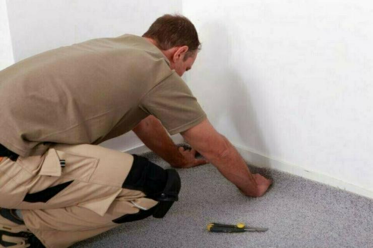 Boden verlegen- Laminat verlegen - Parkett verlegen - Reparaturen & Handwerker - Bild 1