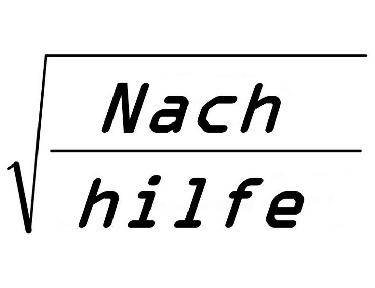 Nachhilfe Mathematik und Physik